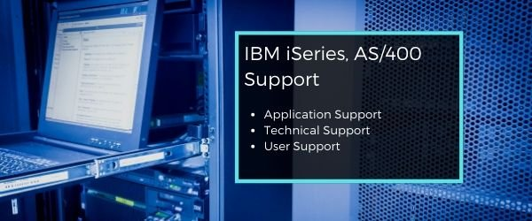ibmi as/400 support