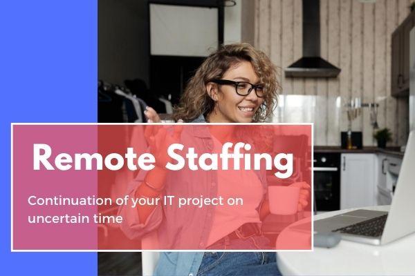 Remote it staffing
