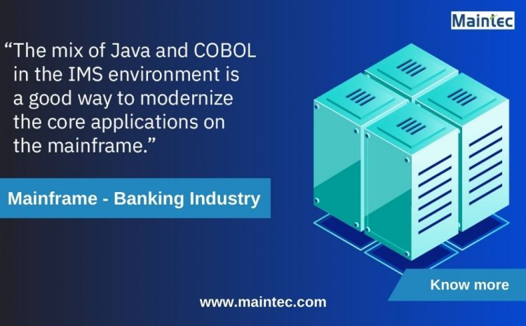 Why do Banks and Financial Institutions still use Mainframes?