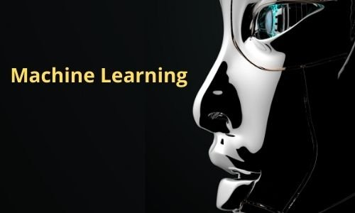 Machine learning image