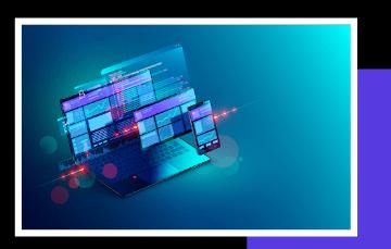 Web development image